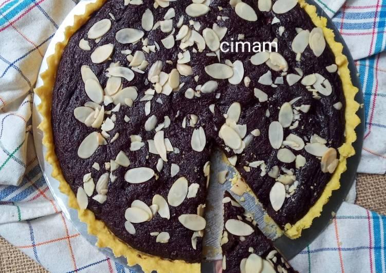 Resep Pie Brownies simple Nutricake Paling Mudah