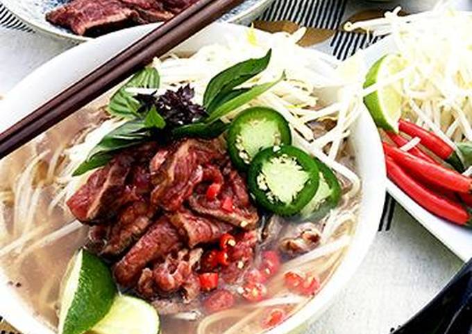 Fullblood Wagyu Beef Pho