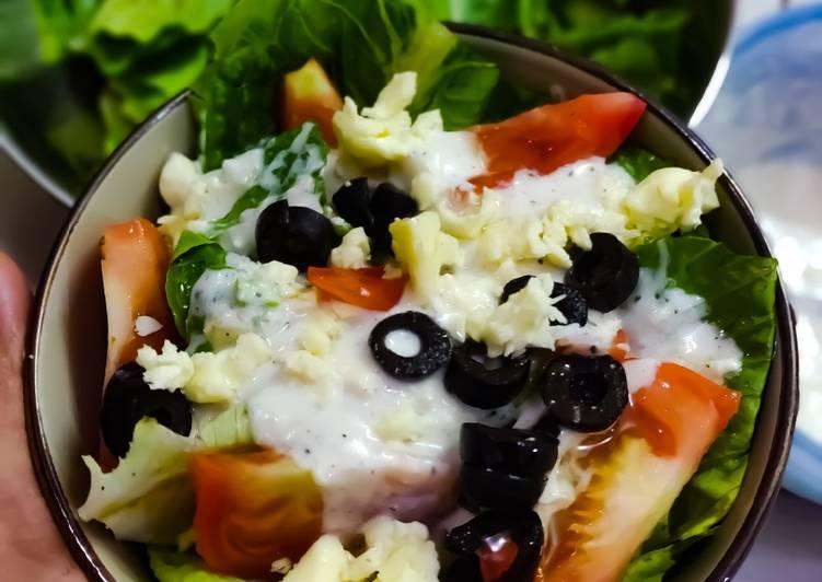 Easiest Recipe: Yummy Caesar Salad