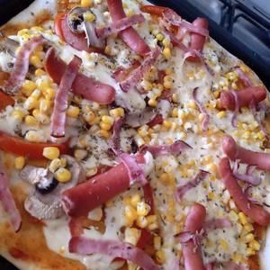 Pizza ! Y Masa para pizza