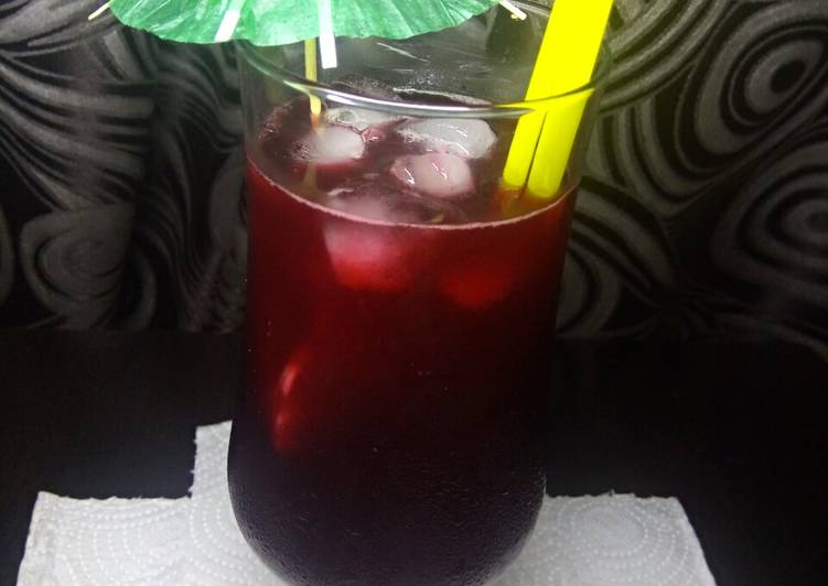 Zobo Drink
