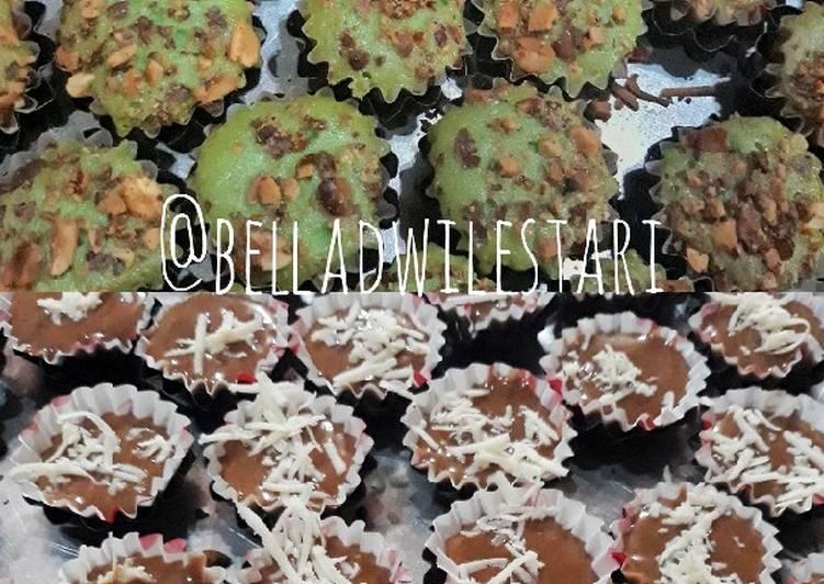 Brownies Panggang mini #kue lebaran