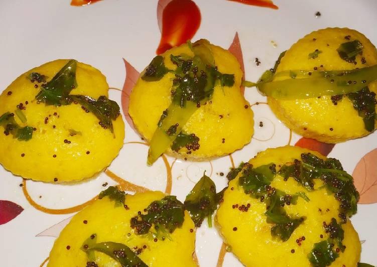 Recipe of Top-Rated Khaman dhokla