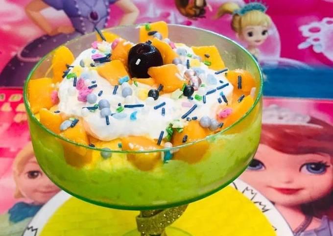 Recipe: Tasty Mango 🥭🌺 hawaiian