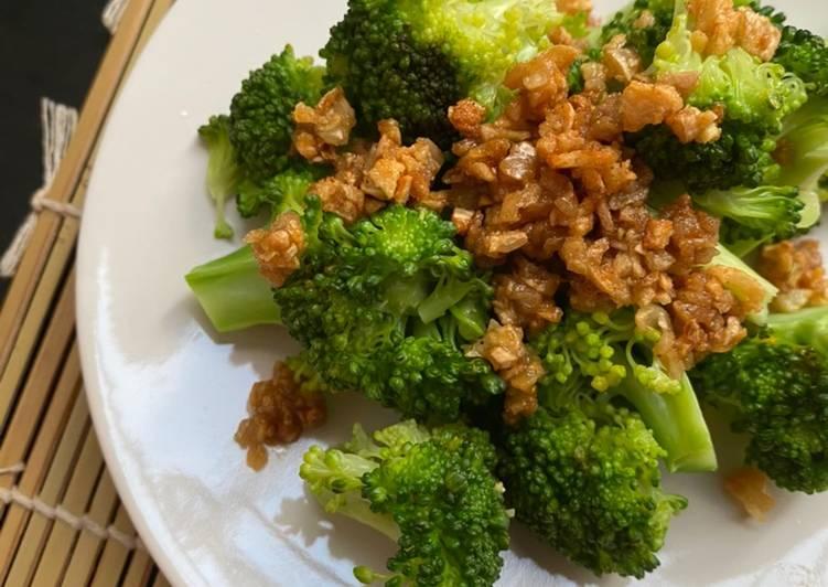 Brokoli Bawang Putih