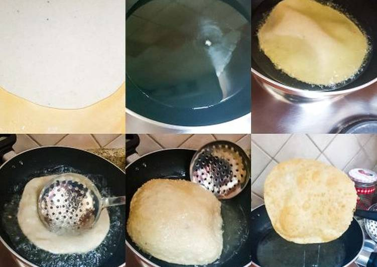 Simple Way to Prepare Homemade Easy peasy pooriyan