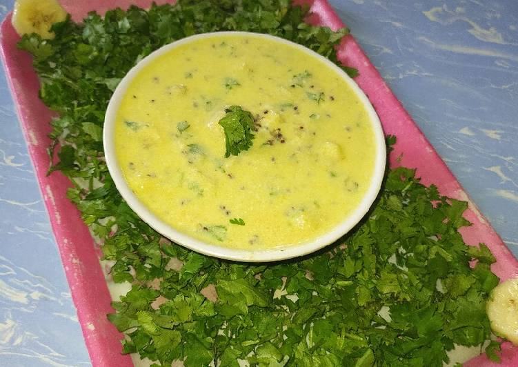 Simple Way to Prepare Super Quick Homemade Banana Raita