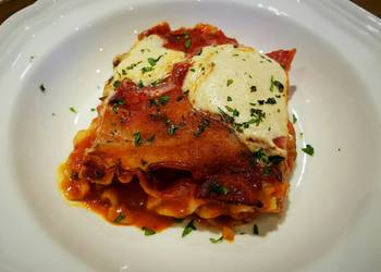 How to Recipe Delicious Glutenfree and Vegan Lasagna GF DF EF V