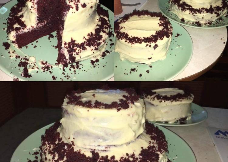 Step-by-Step Guide to Make Award-winning Microwave Red Velvet Cake