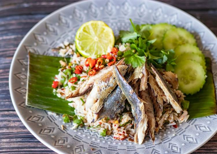 How to Cook Perfect Khao Maew