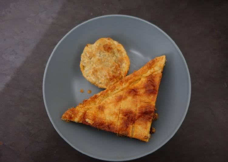 Mince meat pie
