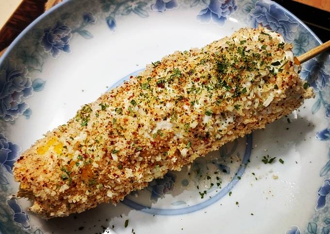 How to Prepare Appetizing Elotes (Mexican Street Corn)