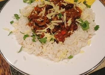 Easiest Way to Cook Delicious ChilliQuornCharlie