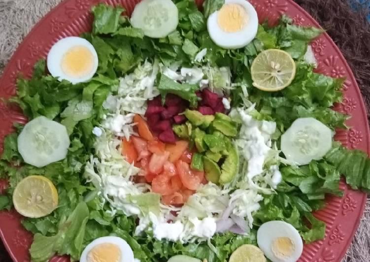 Step-by-Step Guide to Make Award-winning Avocado Salad