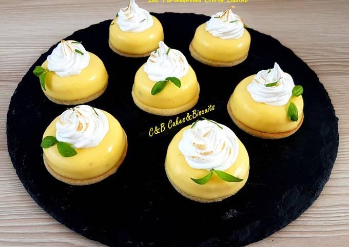 Les Tartounettes Citron Basilic