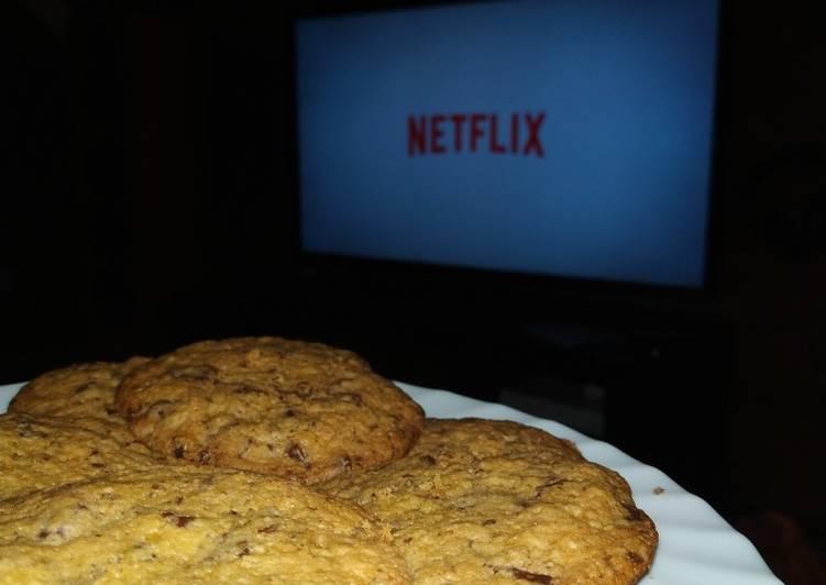 Top 9 Meilleures Recettes de Cookies choco-noisette
