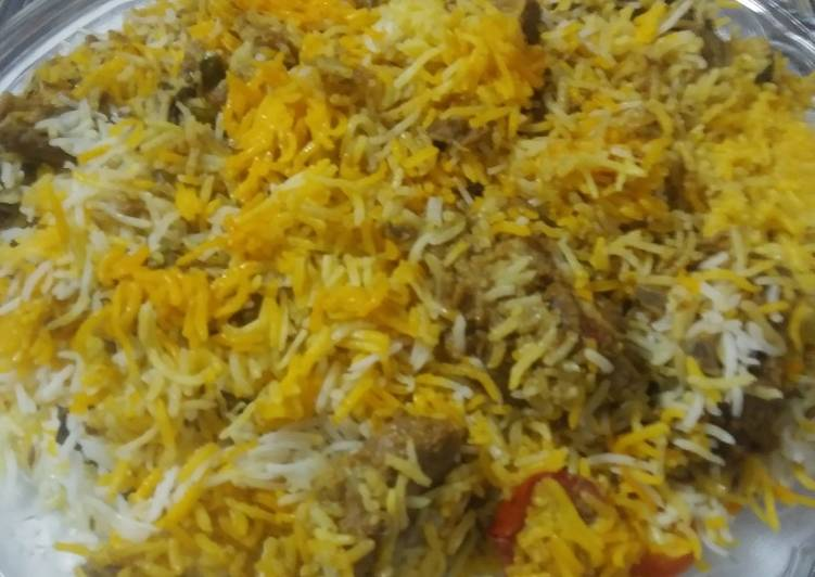15 Minute Step-by-Step Guide to Make Any Night Of The Week Mutton biryani