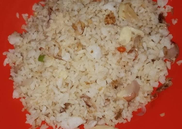 55. Nasi Goreng Garam