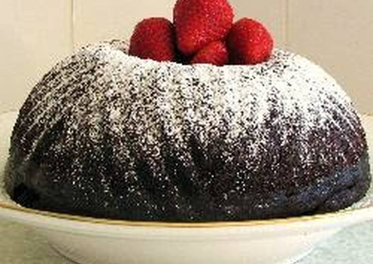Easiest Way to Prepare Perfect Easy Chocolate Cake