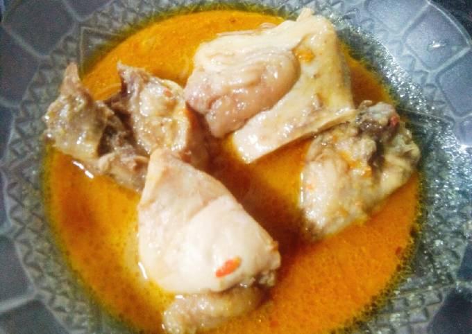 Resep Kare Ayam Pedas Oleh Musdalifah Husain Cookpad