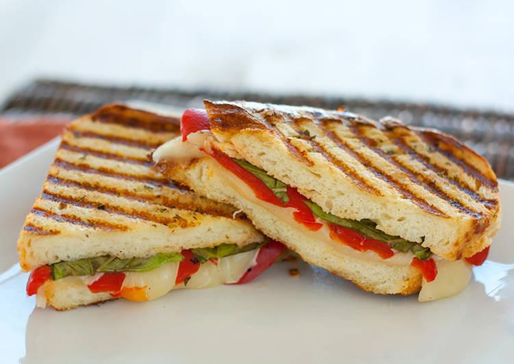 Easy Vegetable Grill Sandwich Recipe By Pragya Surjan Cookpad