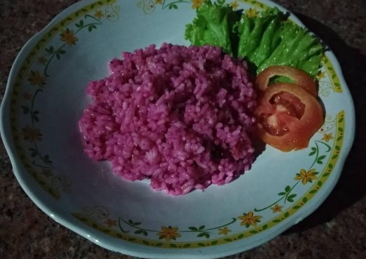 Nasi Goreng Buah Naga