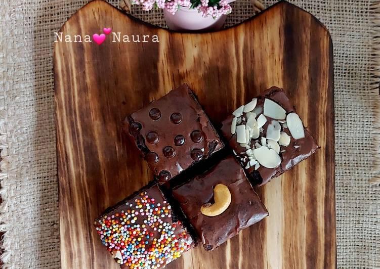 Brownies (panggang)