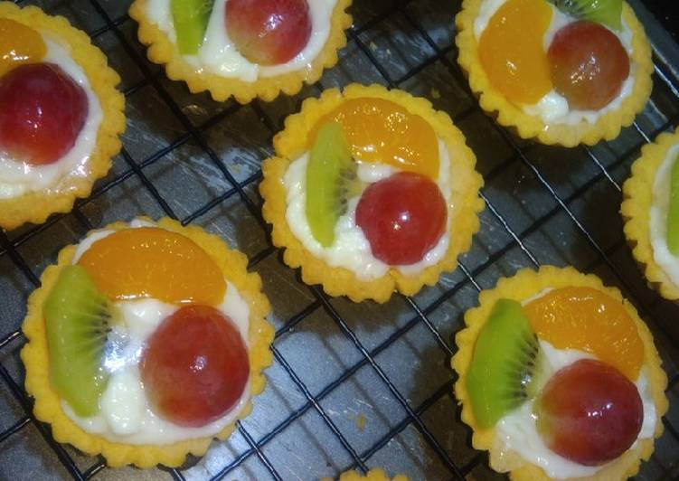 Resep Pie Buah Mini Terenak