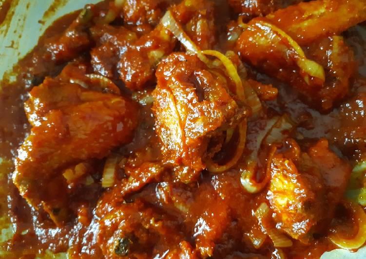 Resep Ayam Masak Merah Malaysia Oleh Ayundratamang Cookpad