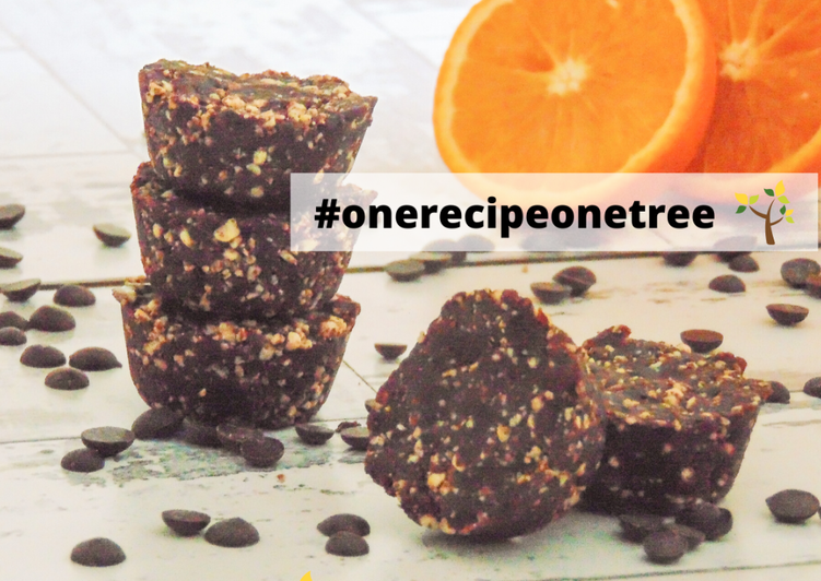 Homemade Chocolate Orange Naked Bars