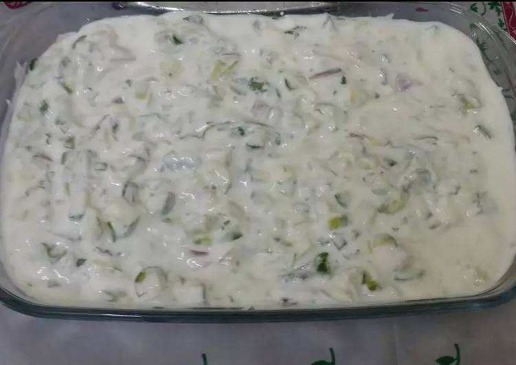 The Foods You Pick To Feed On Will Certainly Effect Your Health Cucumber Onion Raita