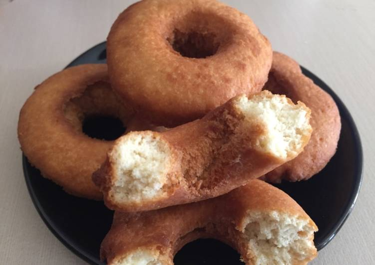 5 Minute How to Make Quick Easy Fix Donuts
