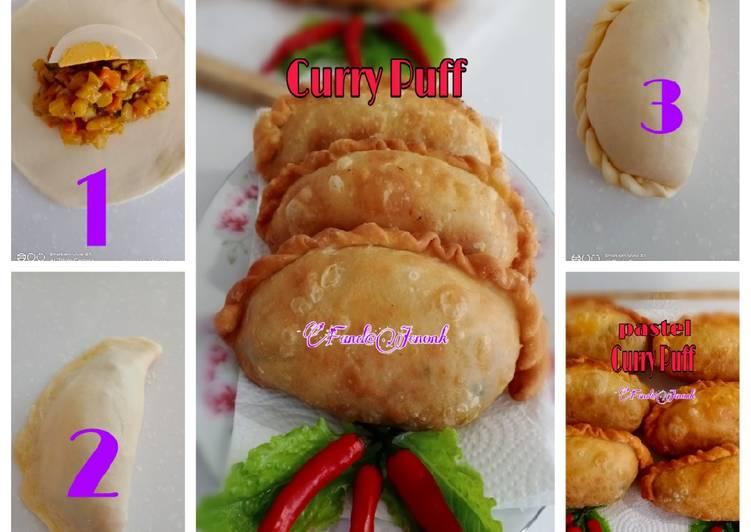 Curry puff/ pastel kari