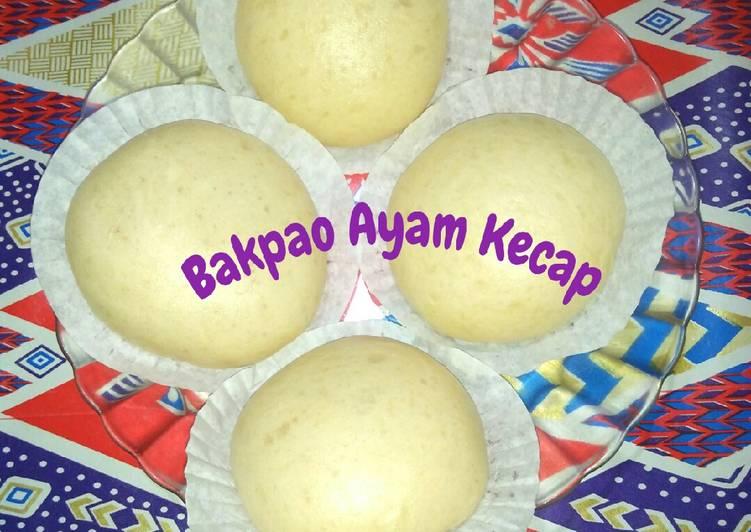 Resep Bakpao Ayam Kecap 🍥 Paling Joss