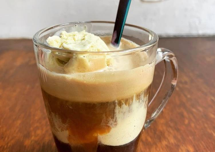 Easiest Way to Cook Delicious ☆Affogato 🇮🇹☆