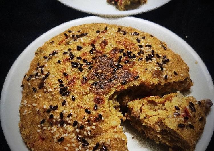 Savoury Chanadal Cake