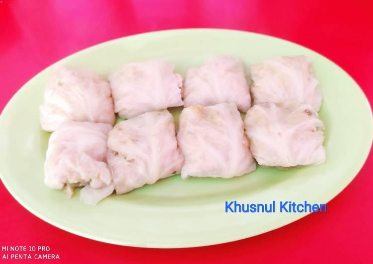 Siomay ayam kulit kubis - cookandrecipe.com