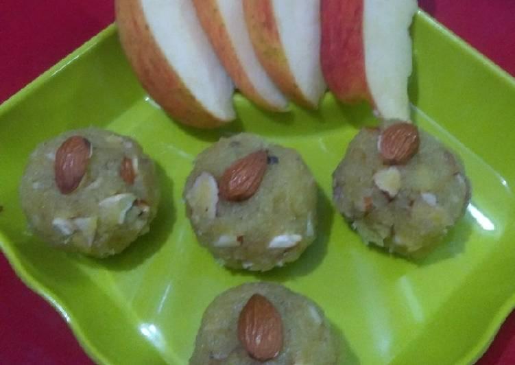 Apple Laddu