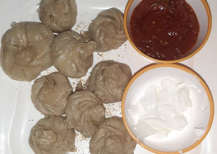 How to Prepare Ultimate Veg momos