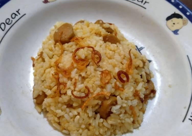 Resep Nasi goreng untuk toddler Bikin Ngiler