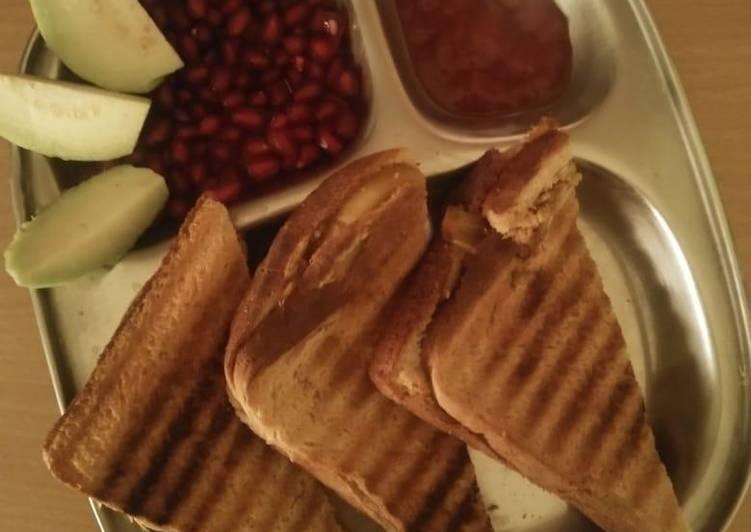 Recipe of Ultimate Yum sandwich