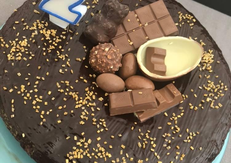 Recette: Gâteau chocolat 🍫