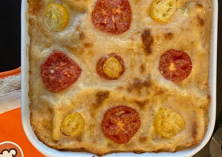 Recette Des Lasagnes de légumes d'été au thon