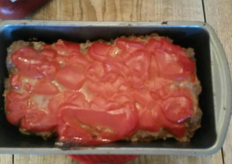Recipe: Yummy Meatloaf