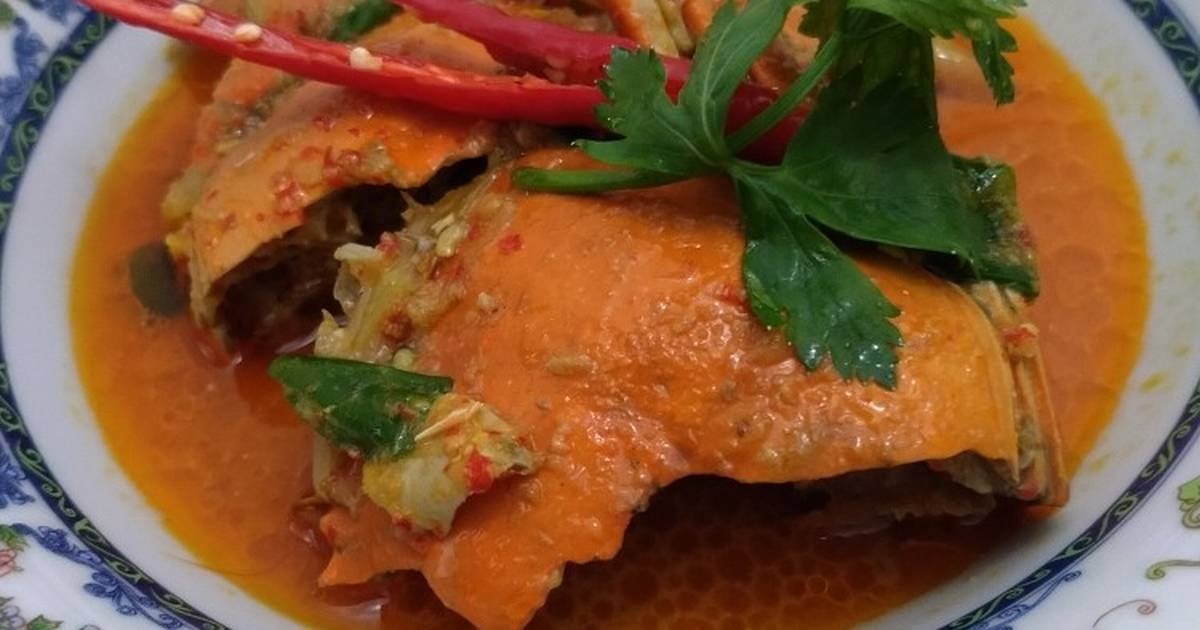 52 Resep Gulai Kepiting Pedas Enak Dan Sederhana Ala Rumahan Cookpad
