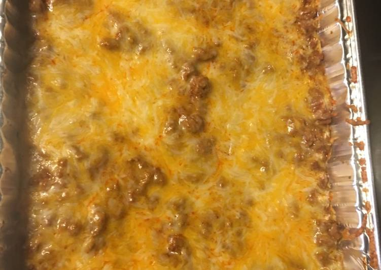 Steps to Make Homemade Texmex beef enchiladas