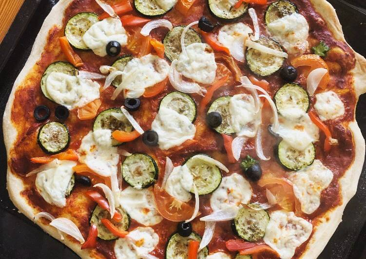 Recipe: Tasty Homemade Pizza Crust