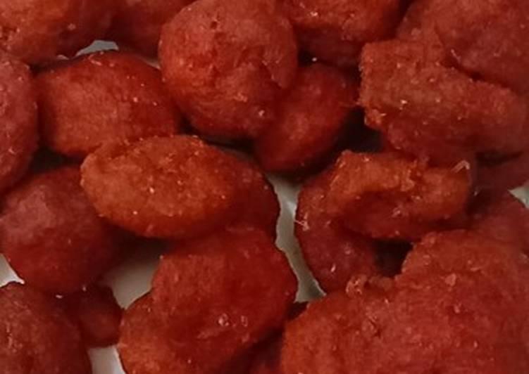 Fried Soya Chunks