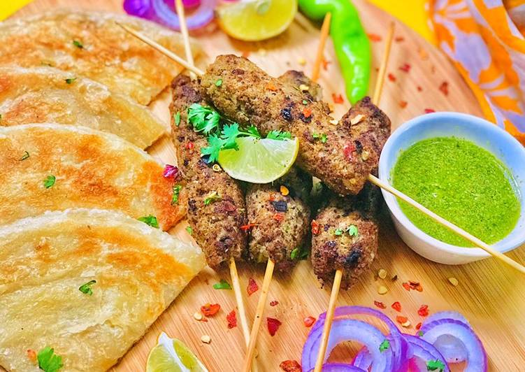 Foods That Can Make You Happy Seekh Kabab (2)