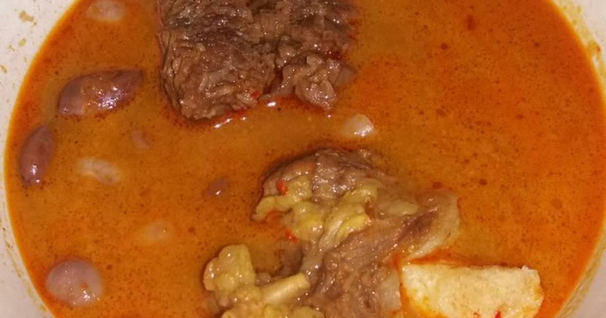63 resep gulai kacang merah enak dan sederhana ala rumahan - Cookpad